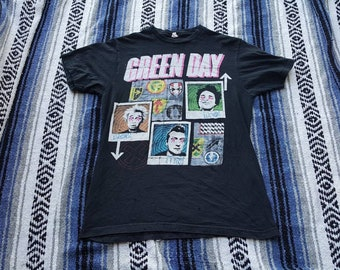 Green Day 99 Revolutions Tour