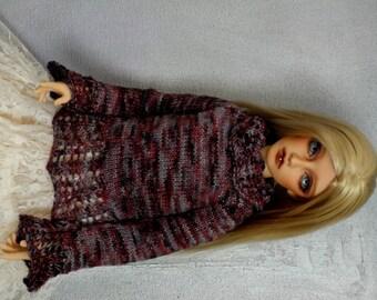 SD BJD sweater Shieldmaiden