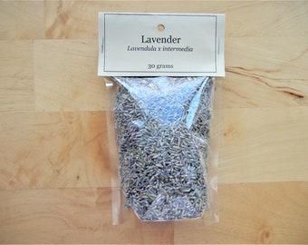 Organic Dried Lavender Flowers
