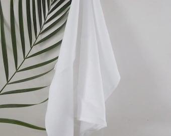 Linen kitchen towel natural white, Natural linen towel, Linen tea towel, Kitchen towel, Small towel, Linen kitchen towel, Kitchen linen