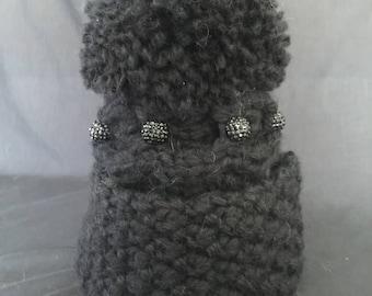 Merino Wool Hat with Superfine Alpaca Handmade in Ireland