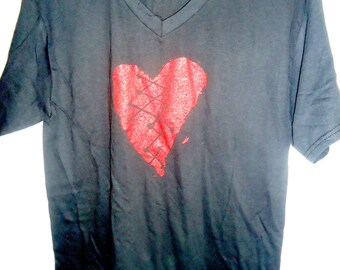 Blackbox-Heart T Shirt