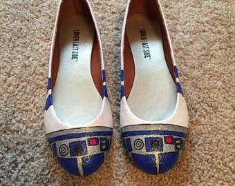 Star Wars R2-D2 Flats