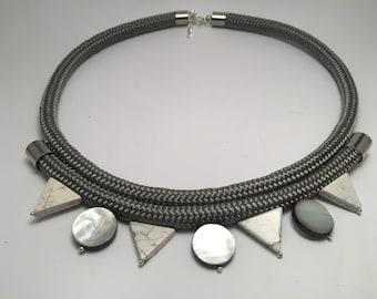 Aurora SHAPES necklace