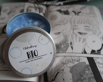 Rio | Scented Soy Candle