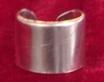 Ring Blank Copper Adjustable
