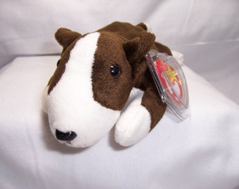 Ty Beanie Baby,Bruno,Collectibles, Beanie Babies,Stuffed Animals,Toys,Gifts