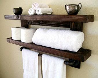 floating shelves bathroom target