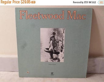 Vintage 1971 Vinyl LP Record Fleetwood Mac Future Games Near Mint Condition 14387
