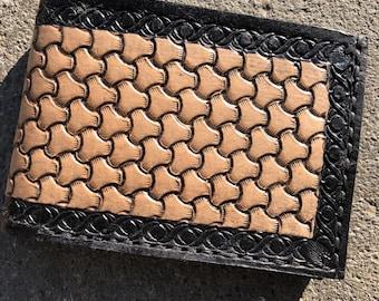 Tri-weave Bi-fold wallet