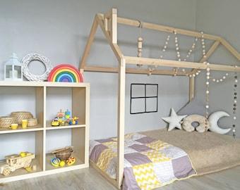 Bett Kleinkind Junge ~ Betten für kleinkinder etsy de