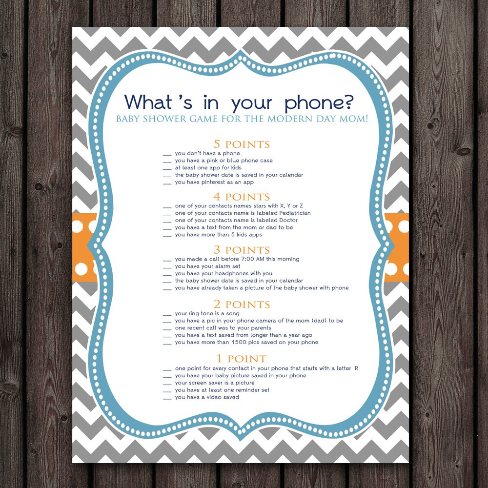 It is a picture of Satisfactory What's in Your Cell Phone Game Free Printable