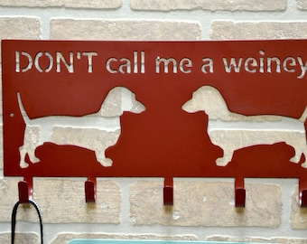 Weiney Dog Leash Holder
