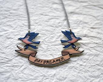 Daydreamer Banner Necklace