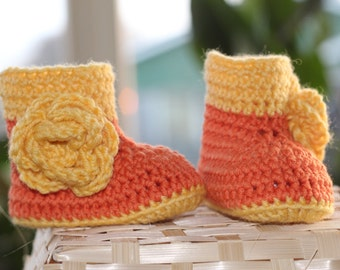 Crochet Baby Booties, Crochet Baby Boots, Crochet Baby, Crochet Booties, Baby Girl, merino wool booties, baby UGG, baby shoes, newborn shoes