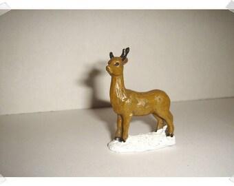 Fairy Garden Resin Deer/ Resin / Minis/Supplies*