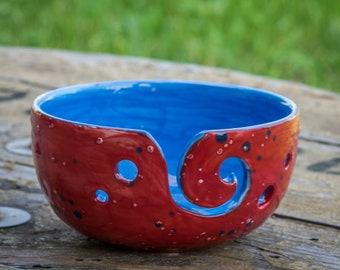Americana Yarn Bowl