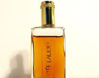 Vintage 1970s Soft Youth Dew by Estee Lauder 0.50 oz Parfum Splash Cinnabar PERFUME