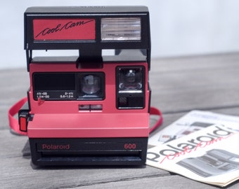 Polaroid Cool Cam | 1980's Instant Camera | Tested & Working