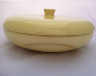 Russel Wright Iroquois Casual Divided Serving Dish
