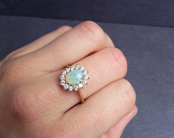 Engagement Rings Wedding Bands by ArahJames on Etsy
