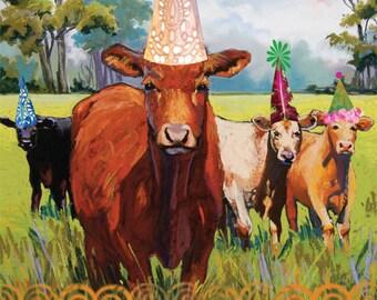 Herd Birthday Card