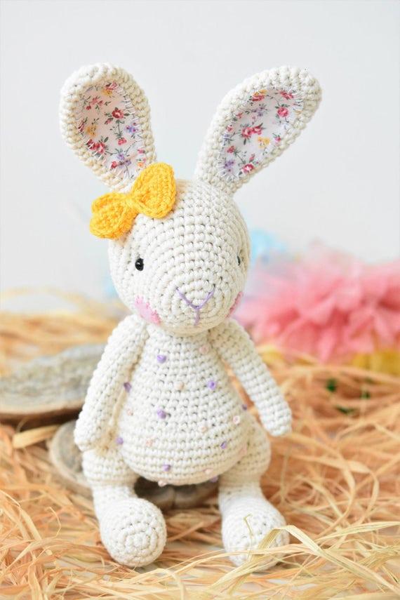 Candy Bunny Amigurumi
