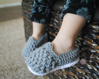 Baby Slip-On Shoes
