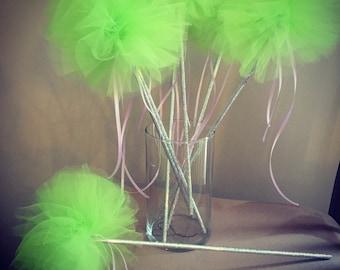 Custom Made Tinkerbell Fairy Wands
