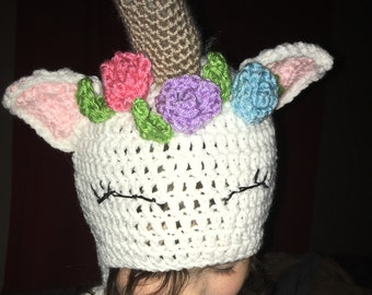 Unicorn Hat-adult, child, baby