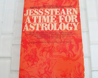 """Time for Astrology by Jess Stearn """"The Most Complete Book..."""""""