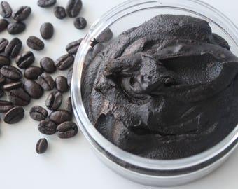 Vanilla Coffee Body Scrub