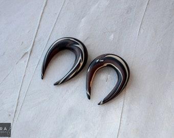"""Tribal Ear Plugs Hangers Gauge Earring,hooks,Tribal gauge,size ,6,8,10,12,14,16,18,19;6g,4g,2g,0g,00g;1/4,5/16,3/8,1/2,9/16,5/8,3/4"""""""
