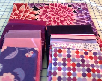 Quilting fabric assortment-eclectic by Valorie Wells