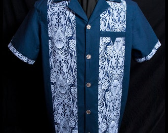 NEW! Legend Sea King Discovery Blue limited-edition ultra-high quality men's shirt