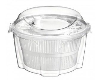 Salad Spinner / 4.4 Litre Made From Robust Polypropylene.