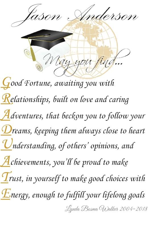Graduating Class  Kids