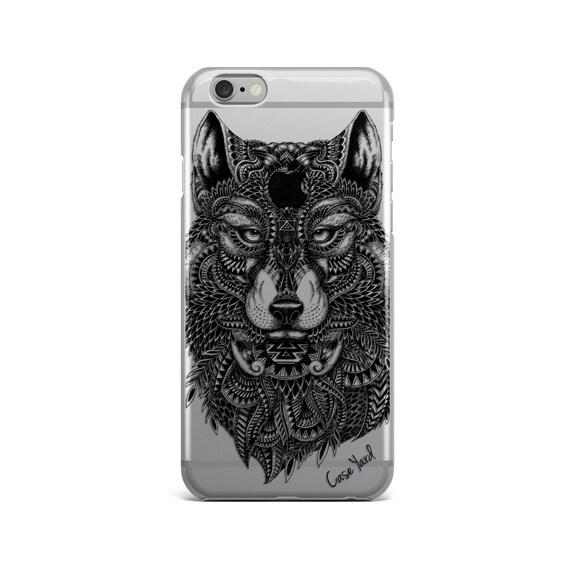 iphone 8 plus wolf case