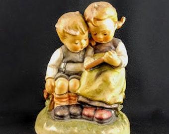 The Smart Little Sister Hummel Figurine