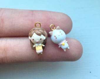 Bee and Puppycat Characters