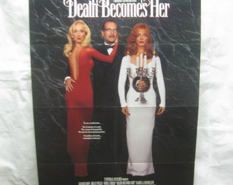 Death Becomes Her 1992  Movie Poster mp074
