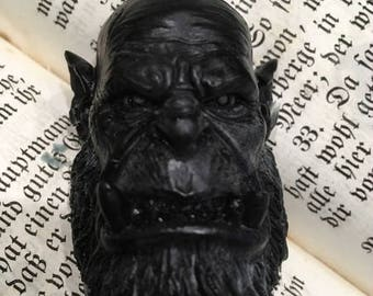 Ork Lord of the Rings handmade Soap