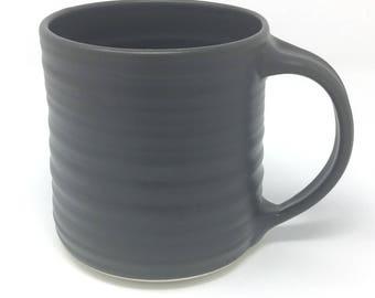 Large Mug Charcoal