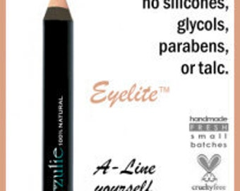 Natural Mineral Pink Highlighter / Corrector / Concealer All Natural Makeup Safe For Waterline  Eyelite™