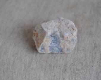 Angelite Rough Specimen, Healing Stone