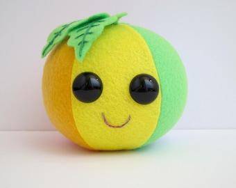 Rainberry Plush / Kawaii Plush / Food Plush / Berry Stuffed Animal / Play Food / Stuffed Food / Gift / Kids / Toy / Dorm / Pincushion