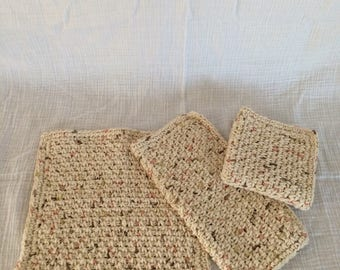 Dishcloths , Crochet Dishcloths, Knit Dishcloths