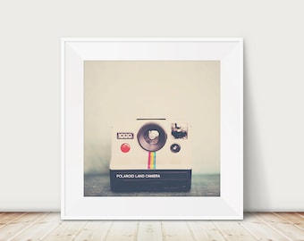 vintage camera photograph vintage camera print photographer gift still life photograph hipster style retro decor