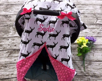Carseat Canopy, Baby Car Seat Covers, Baby Gift, Baby Car Seat Canopy, Baby Shower Gift, Infant Car Seat Cover, Baby Carseat Cover