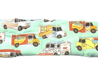 Food Truck Pad - Heat Pack - Hot Cold Pack - Microwave Heat Pad - Natural Pain Relief -  Backache Relief - Arthritis Therapy - Knee Pain Pad